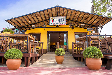 Juanita Restaurante, Bonito, Mato Grosso do Sul, Brazil