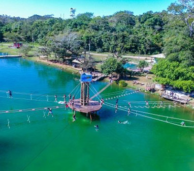 Multi-Adventure Water Circuit, Bonio, Mato Grosso do Sul, Brazil