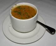 Lobster and Shrimp Bisque - Marsha Brown Creole Kitchen and Lounge, New Hope, PA, USA - Photo by Luxury Experience