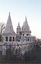 Fishermen Bastion