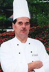 Chef Kalman Kalla