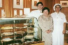 Chef Beatrice Chomnalez