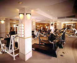 Caesar Park Hotel Fitness Center