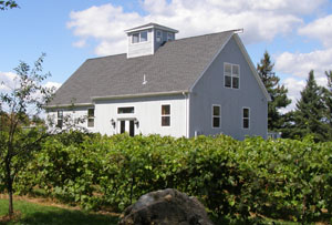 Miranda Vineyard, Goshen, Connecticut, USA - Photo by Luxury Experience
