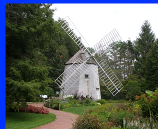 Heritage Museum Windmill - photo by Luxury Experience