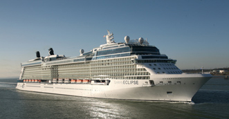 Celebrity Cruises Solstice Class - Eclipse