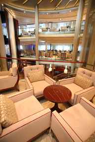 Lounge on the Celebrity Cruises Solstice Class Eclipse