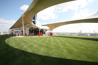 The Lawn Club on the Celebrity Cruises Solstice Class Eclipse
