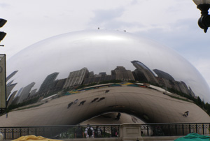 Anish Kapoors Cloud Gate