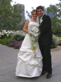 Mr. and Mrs. Marko Vrancic