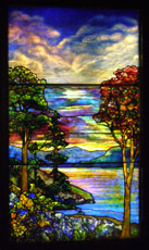 Smith Museum Stained Glass - Louis Comfort Tiffany