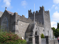 Holy Trinity Abbey Church, Adara, Ireland