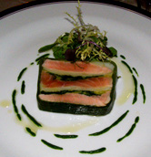 Dromoland Castle Hotel & Country Estate's The Earl of Thomond Restaurant - Terrine