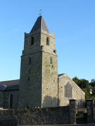 Saint Multose Church, Kinsale, Ireland