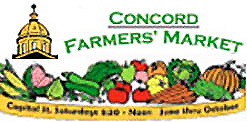 Concord NH Famers Market - Concord, NH