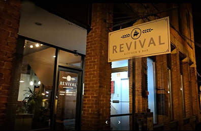 Revival Kitchen and Bar - Concord, NH - photo by Luxury Experience