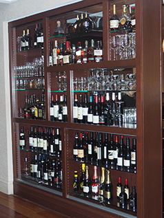 Wine Selection - Granite Restaurant and Bar - Concord, NH - photo by Luxury Experience