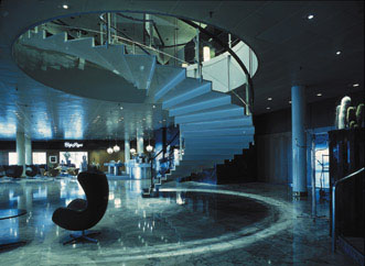 Radisson SAS Royal Hotel Lobby