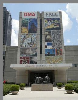 Dallas Museum of Art - photo by Luxury Experience