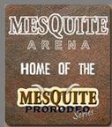 Mesquite ProRodeo - Mesquite, Texas