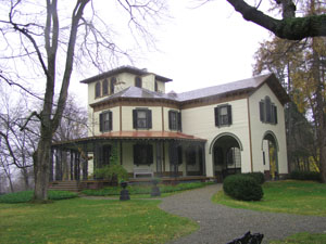 Locust Grove - The Samuel Morse Historic Site, Hyde Park, New York