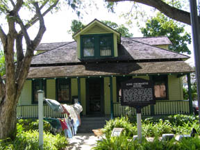 King-Cromartie House, Fort Lauderdale, Florida History Center