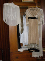 Stranahan House, Fort Lauderdale, Florida - Clothing