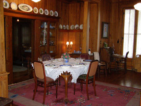 Stranahan House, Fort Lauderdale, Florida - Dining Room