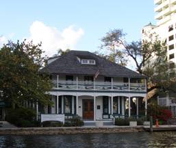 Stranahan House, Fort Lauderdale, Florida