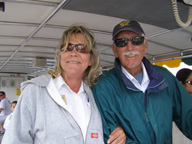 Water Taxi, Fort Lauderdale, Florida - Johann and The Captain