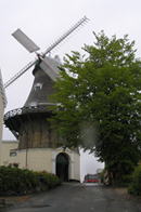 1858 Dryehave Molen Windmill