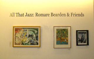 Great Neck Art Center - Romare Bearden exhibit, Great Neck, New York, USA - Photo by Luxury Experience