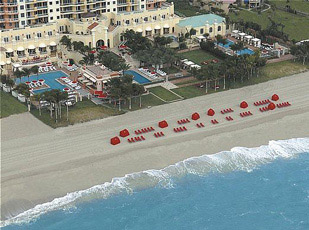 Acqualina Resort & Spa on the Beach, Sunny Isle Beach, Florida