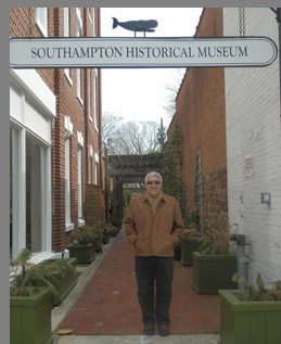 Southampton Historical Museum Entrance - photo by Luxury Experience