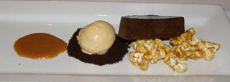 Chocolate Decedance - The Supper Room - Glenmere Mansion, Chester, NY - Photo by Luxury Experience