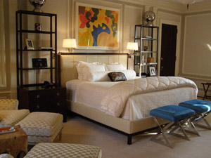 Glenmere Mansion, Chester, NY, USA - Princess Suite Guest Room - Photo by Luxury Experience