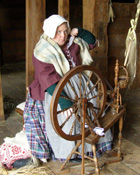 Philipsburg Manor, Sleepy Hollow, NY - Colonial Costumes - Photo by Luxury Experience