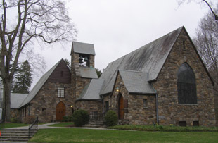 Union Church  of Pocantico Hills - Photo by Luxury Experience
