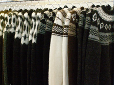 Icelandic Sweaters o Diza by Alprjon - Photo by Luxury Experience