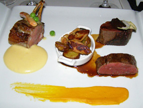 Icelandic Lamb - Silfur restaurant, Reykjavik, Iceland - Photo by Luxury Experience