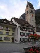 Interlaken, Switzerland - Unterseen