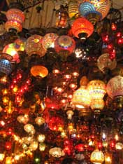 Grand Bazaar - Exotic Lamps