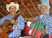 Musicans at the Beach - Ixtapa-Zihuatanejo, Mexico