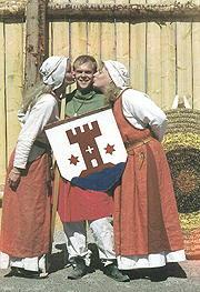 Medieval Fair in Kalmar