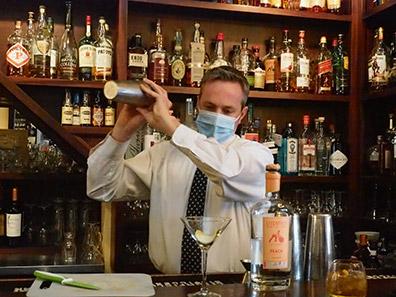 Ryan Pelletier - West Street Grill, Litchfield, CT - Photo by Luxury Experience