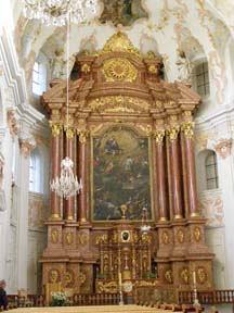 Lucerne, Switzerland - Jesuit Church