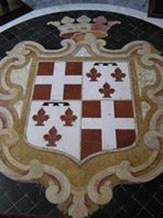 Coat of Arms, Palace Armory, Valletta, Gozo