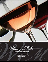 Wines of Malta book, Malta