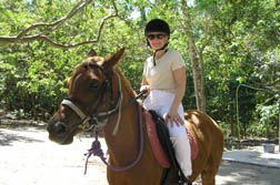 Martinique - Habitation Ceron - Debra C Argen riding