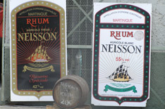 Martinique - Distillerie Neisson